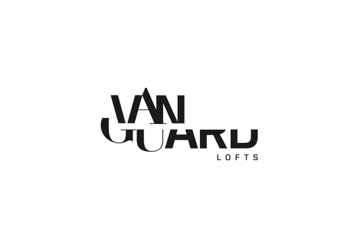 Vanguard Lofts Wordmark